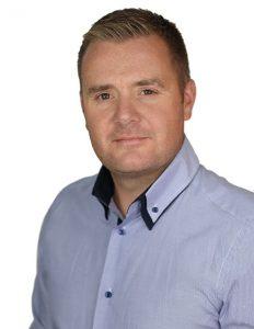 Photo of Ian Brumfitt