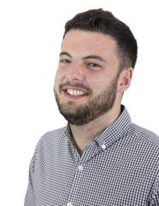Photo of Will Chadwick