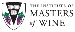 Logo for the institute of the Masters of Wine