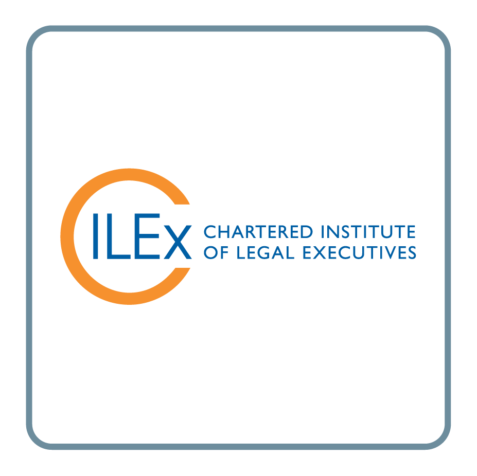 CILEx - The Chartered Institute of Legal Executives logo